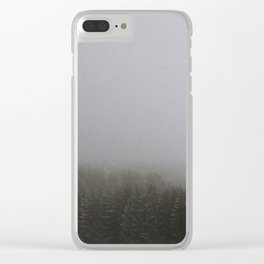 What the Hell did I just See? Clear iPhone Case