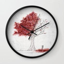 Positivism Wall Clock