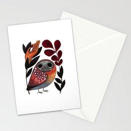 Ground Owl Stationery Cards