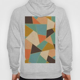 Retro Summer Geometric Glam #2 #geo #decor #art #society6 Hoody