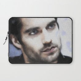 Painting of Henry Cavill Laptop Sleeve
