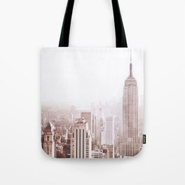 New York City Late Afternoon Tote Bag