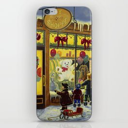Toy Shoppe iPhone Skin