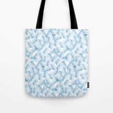 Frozen Palms Tote Bag