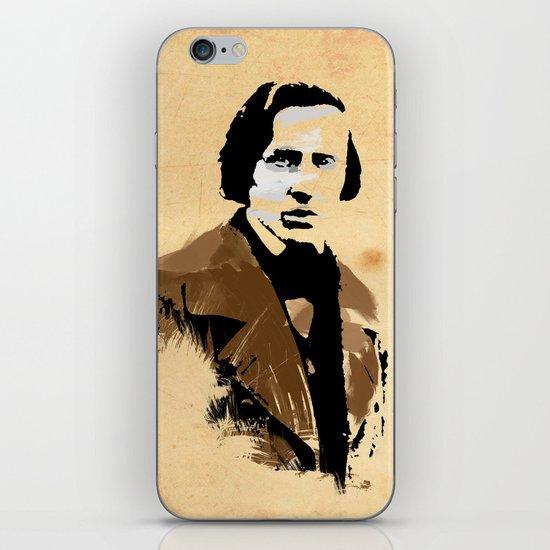 Frederic Chopin - Polish Composer, Pianist iPhone & iPod Skin