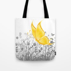 Fantasy Butterfly #11 Tote Bag