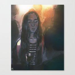 vivid dreams Canvas Print