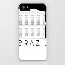 Brazil Facade iPhone Case