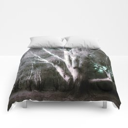 The Old Man of the Forest (False Colour) Comforters