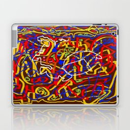 Laberinto 3 Laptop & iPad Skin