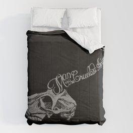 Cruelest Skull Comforters