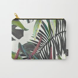 Watercolor Plants II Carry-All Pouch