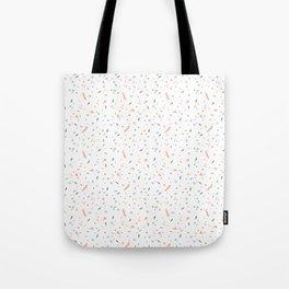 Forest Confetti Tote Bag