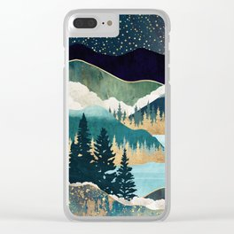 Star Lake Clear iPhone Case
