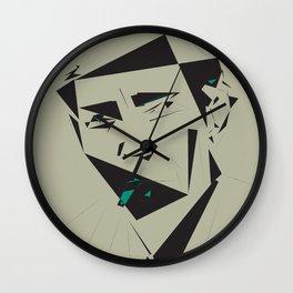 Julio Cortazar Wall Clock
