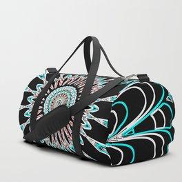 Psychedelic Illusion Mandela Duffle Bag