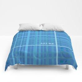 Azure Comforters