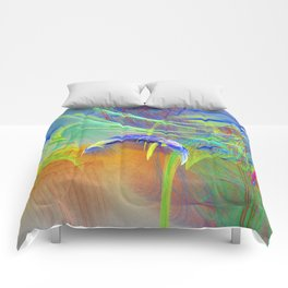 Chaotic worlds collide Comforters