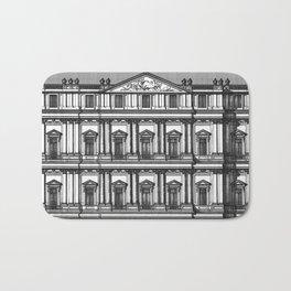 Windows and Columns Bath Mat