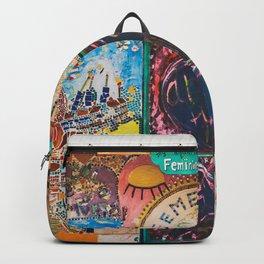 Feminine Rising Backpack