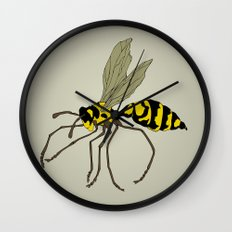 Gnarl Wall Clock