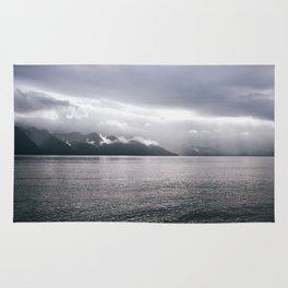 Kenai Fjords, Alaska Rug