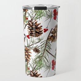 Winter Theme Travel Mug