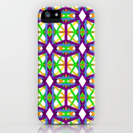 geometron mesh 56920 gmtrx iPhone Case