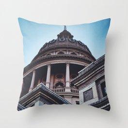 Capitol Building / Austin, Texas Throw Pillow