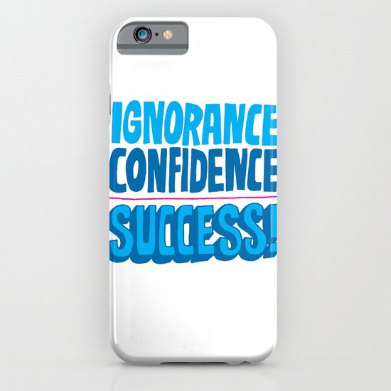 Success iPhone & iPod Case