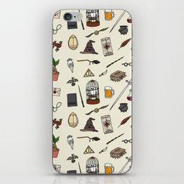 Harry Pattern iPhone Skin