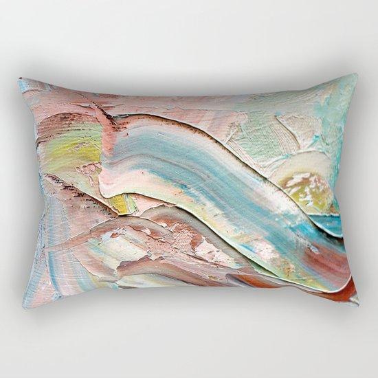 Niagara Falls Canada Love Rectangular Pillow