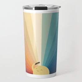 Sunshine will be ready in a minute Travel Mug