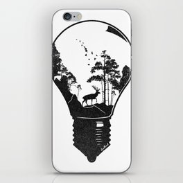 Terrarium iPhone Skin