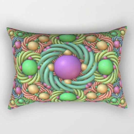 Just in Time For Easter Rectangular Pillow
