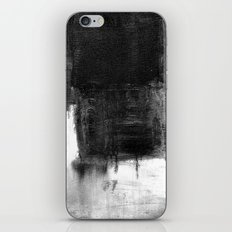 melt into darkness iPhone & iPod Skin