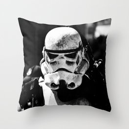Imperial Stormtrooper 2 Throw Pillow
