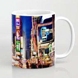 Times scuare Coffee Mug
