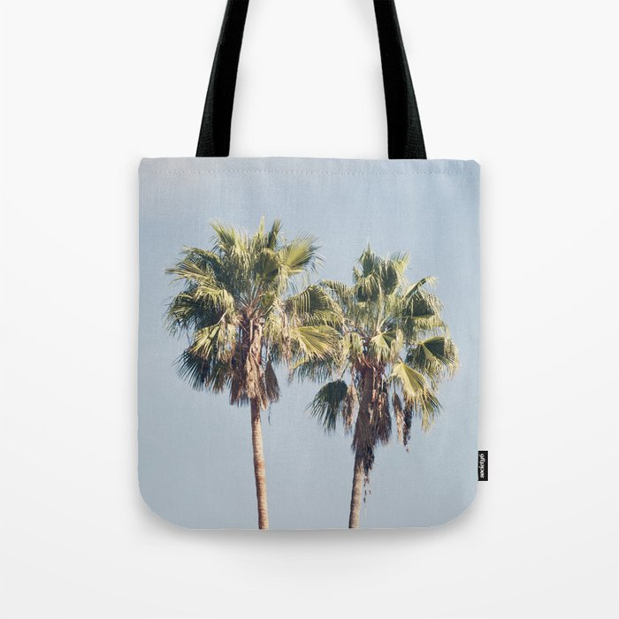 2 Palms Tote Bag