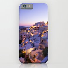 Santorini Sunset Slim Case iPhone 6s