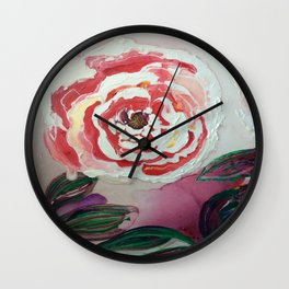 Mother's Day Flowers, Flowers That Will Last Forever Wall Clock