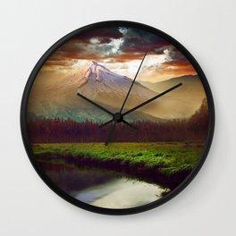 BEAUTIFUL WORLD2 Wall Clock