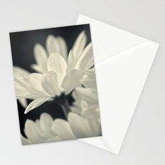 Monochrome Daisy Stationery Cards