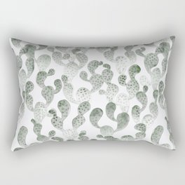 TRYPOPHOBIA, cactus pattern by Frank-Joseph Rectangular Pillow