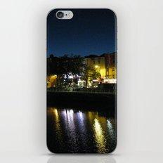 An Evening in Dublin iPhone & iPod Skin
