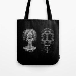 People Are Strange Tote Bag
