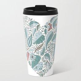 leaves at hart Travel Mug