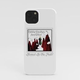 Holiday Greetings from Gilead! iPhone Case