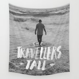 Travellers Tale Wall Tapestry
