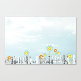 summer feelings Canvas Print